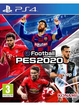 E FOOTBALL PES 2020 (Pro Evolution Soccer) (PS4/R2/ENG)