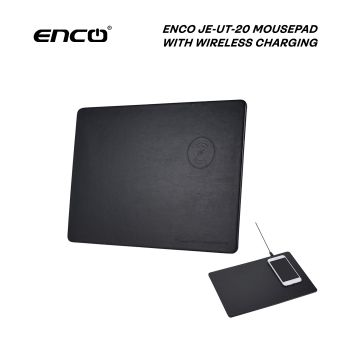 ENCO Qi Wireless Charging Mouse Pad (JE-UT-20)