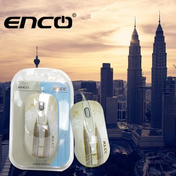 ENCO (EN-MSE KLCC) USB Mouse Tower Series