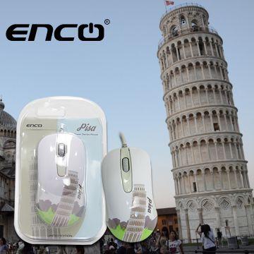 ENCO (EN-MSE PISA) USB Mouse Tower Series
