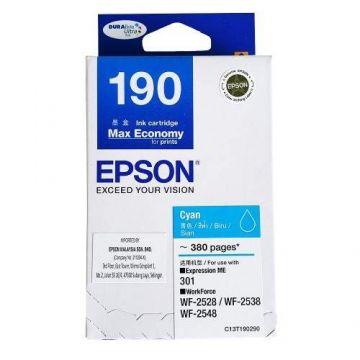 EPSON T190 Pigment Cyan Ink Cartridge (C13T190290)