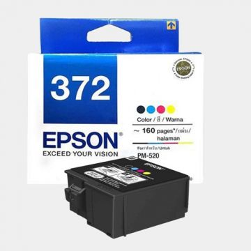EPSON T372 Photo Ink Cartridge for PM-520 (160 photo prints) (C13T372090)