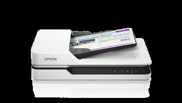 EPSON WorkForce DS-1630 Duplex ADF Flatbed Document Scanner