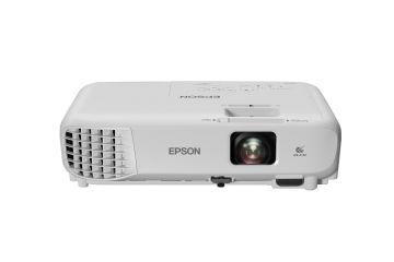 EPSON EB-W05 WXGA 3,300 Lumens 3LCD Projector