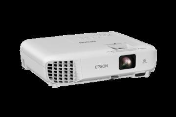 EPSON EB-W06 WXGA 3LCD Projector (3,700 lumens)