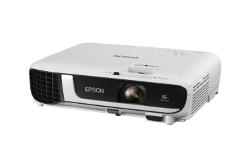 EPSON EB-W51 WXGA 4,000 lumens 3LCD Projector (NEW)