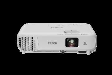 EPSON EB-X06 XGA 3LCD Projector (3,600 lumens)