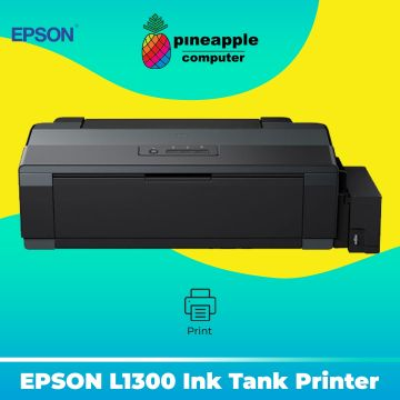 EPSON EcoTank L1300 4-color A3+ Ink Tank Printer