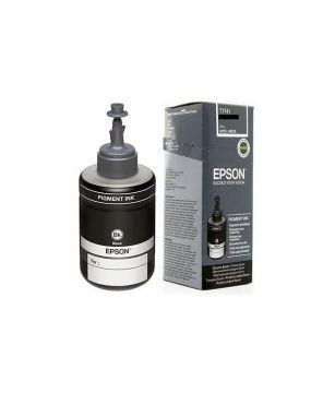 EPSON T7741 Pigment Black Ink Bottle (140ml) (C13T774100)