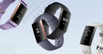FITBIT Charge 3 Fitness Tracker (Oct Fiesta 2020)