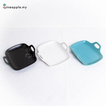 Ceramic Binaural Square Plates