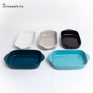 Ceramic Binaural Baking Pan