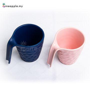 Ceramic Embossed Cup