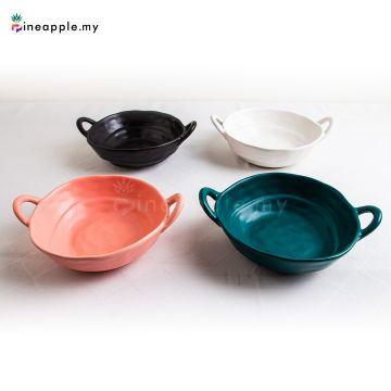 Ceramic Odd Shaped Bowl