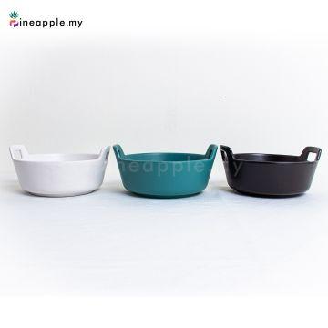 Ceramic Binaural Salad Bowl