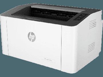 HP Laser 107w Mono Wifi Laser Printer (4ZB78A) ( (New)