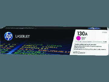 HP 130A Magenta Original LaserJet Toner Cartridge (1,000 pages) (CF353A)