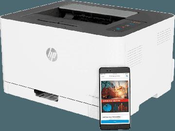 HP Color LaserJet 150NW Network Wifi Printer