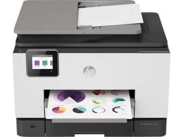 HP OfficeJet Pro 9020 AIO Fax Duplex Network Wifi Inkjet Printer