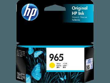 HP 965 Yellow Original Ink Cartridge (700 pages) (3JA79AA) (HP965)
