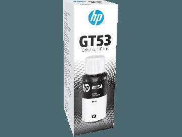 HP GT53 Pigment Black Original Ink Bottle (4,000 pages) (1VV22AA) (GT52)