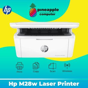 HP LaserJet Pro MFP M28w AIO Wifi Mono Laser Printer