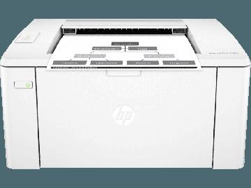 HP LaserJet Pro M102a Mono Laser Printer