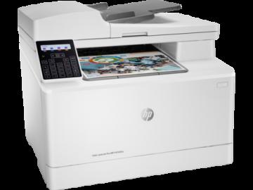 HP Color LaserJet Pro M183FW AIO Fax Network Wifi Printer