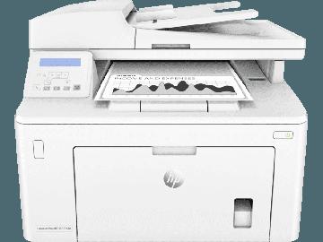 HP LaserJet Pro MFP M227sdn AIO Duplex Network Mono Laser Printer