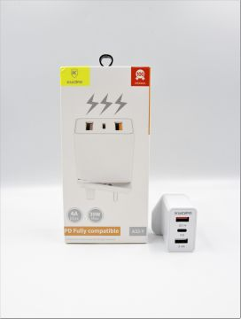ALP A32-Y Fast Charging PD Charger