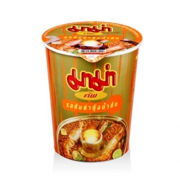 Thailand Mama Instant Cup Noodle -Flavour Shrimp Creamy Tom yum 60g