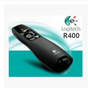 Logitech R400 Wireless Laser Presenter