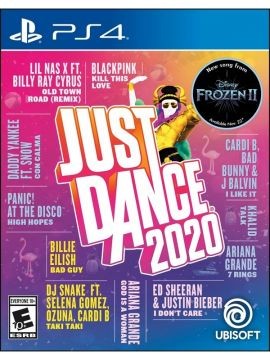 JUST DANCE 2020 (PS4/R3/ENG,CHN)