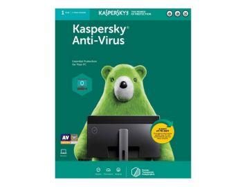 Kaspersky Anti Virus 1 user 1 PC Original (Activation Key) - Latest Version