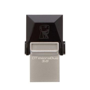 KINGSTON Data Traveler MicroDuo 3 16GB OTG Flash Drive (DTDUO3/16GB)