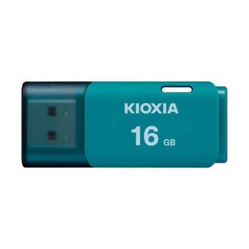 KIOXIA TransMemory U202 16GB USB2.0 Flash Drive (LU202L016GG4) (Blue)