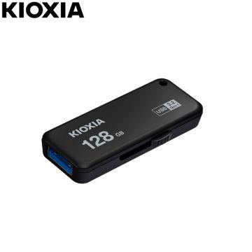KIOXIA Transmemory U365 128GB USB3.2 Gen1 R150 Flash Drive (LU365K128GG4) (Black)