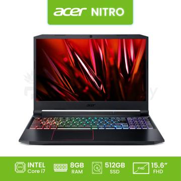 ACER Nitro 5 AN515-56-763W i7-11370H 15.6