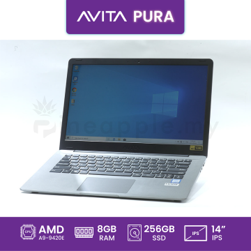 AVITA Pura AMD A9 14