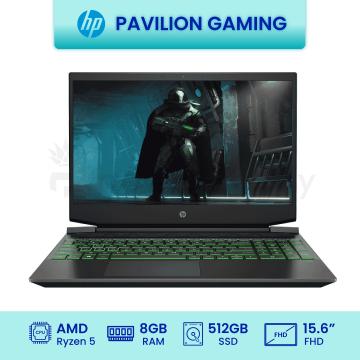 HP Pavilion Gaming 15-ec2023AX Ryzen 5-5600H 15.6