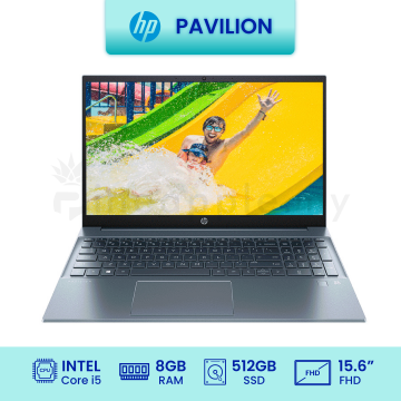 HP Pavilion 15-eg0106TX i5-1135G7 15.6