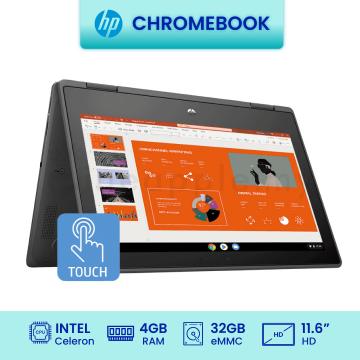 HP Chromebook x360 11 G3 Celeron N4020 11.6