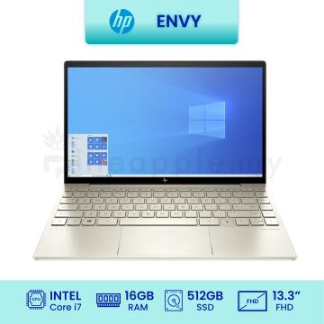 HP Envy 13-ba0008TX i7-10510U 13.3