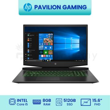 HP Pavilion Gaming 15-dk1135TX i5-10300H 15.6