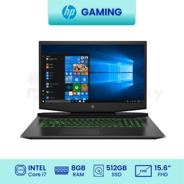 HP Pavilion Gaming 15-dk1063TX i7-10750H 15.6