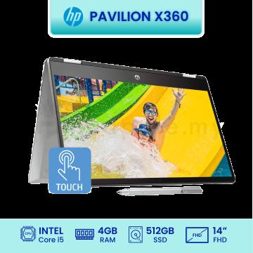 HP Pavilion x360 14-dh1056TX i5-10210U 14
