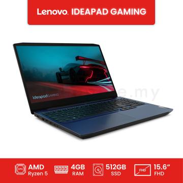 LENOVO Ideapad Gaming 3 15ARH05-82EY00SCMJ Ryzen 5-4600H 15.6