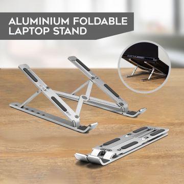 ALP N3PRO Portable Aluminum Laptop Stand