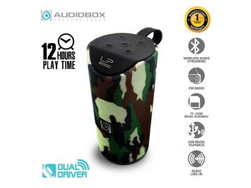 AudioBox BBX LP6000 Portable Bluetooth Speaker ( 12 Hours Battery Life )