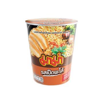 Thailand Mama Instant Cup Noodles -Flavour PALO Duck 60g
